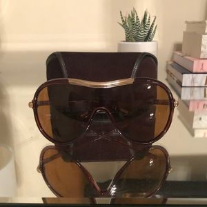 Authentic Tom Ford Sunglasses (with box)